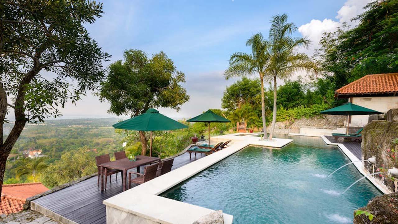 Luksuzne počitnice na Baliju