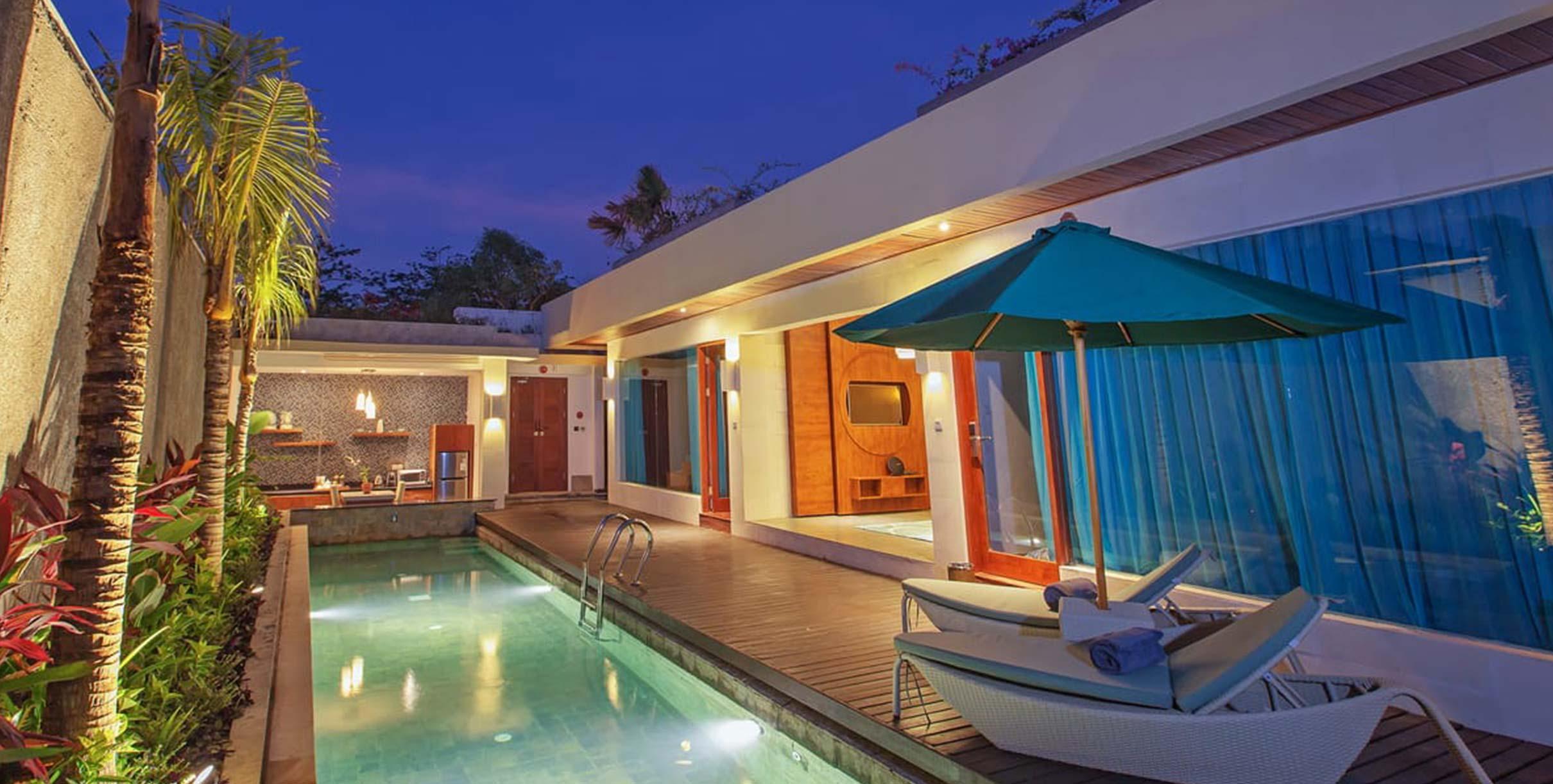 Sanjski oddih na Baliju